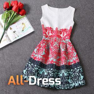 Дизайн интернет-магазина All-Dress