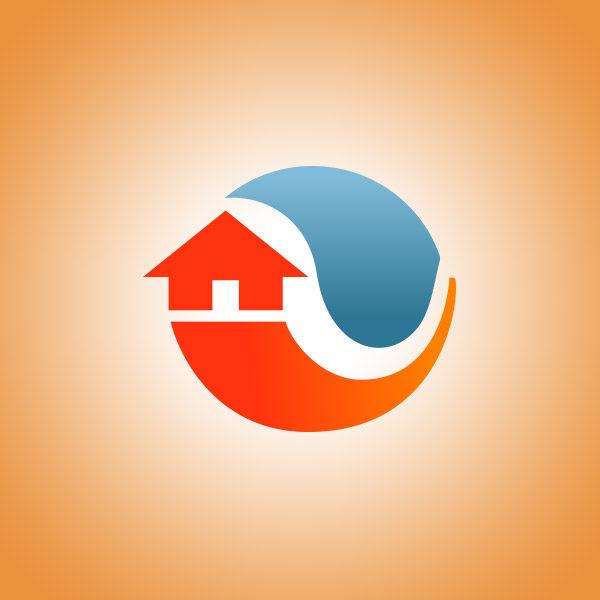 Логотип для отопительного оборудования