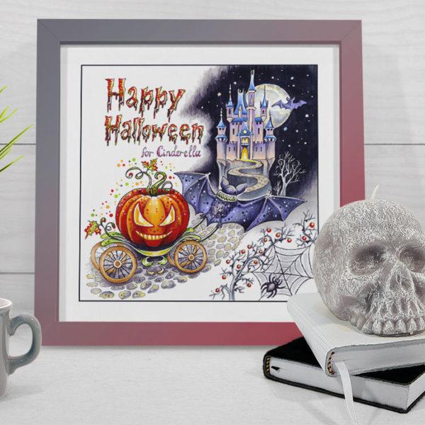 Иллюстрация к Хэллоуину